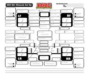 KRC Power Steering - KRC Chassis Set Up Sheet